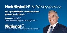 Mark Mitchell – MP for Rodney